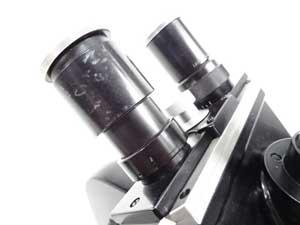 ニコン Nikon 顕微鏡 使用感