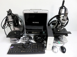 キーセンス KEYENCE デジタルマイクロスコープ