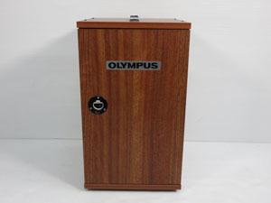 OLYMPUS オリンパス 生物顕微鏡 ケース