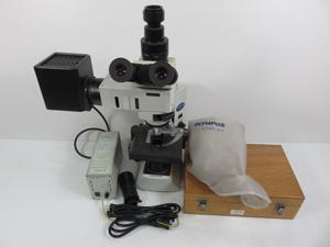 オリンパス OLYMPUS システム生物顕微鏡