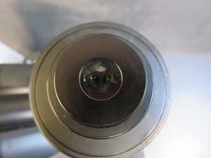 システム生物顕微鏡 レンズ