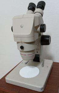 顕微鏡 掃除