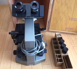 顕微鏡本体 付属品