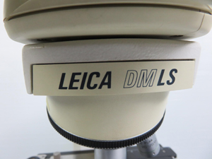 ライカ 顕微鏡