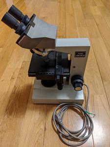 協和光学工業 顕微鏡 本体不具合