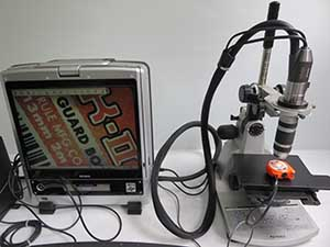 デジタルマイクロスコープ VHX-6000 VHX-S650E 買取